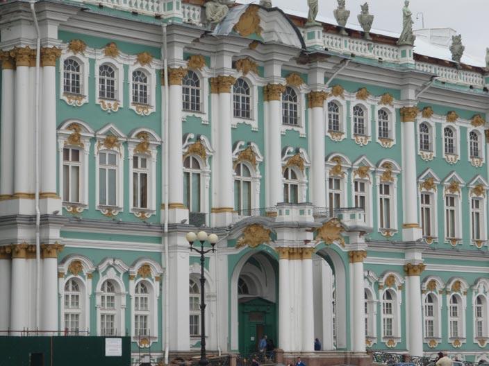 Musée L'Ermitage, Saint-Pétersbourg, Russie, Juin 2013 © Julie Marcil