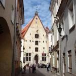 Vieille ville de Tallinn © Julie Marcil